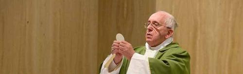 Homilía del Papa Francisco: La santidad personal es unagracia