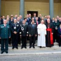 Discurso del Santo Padre Francisco en la Cumbre de los Jueces Contra la Trata de Personas y el Crimen Organizado