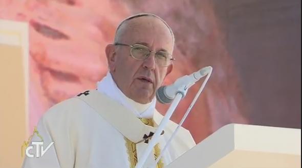 Homilía completa del Papa Francisco en la Misa de clausura de laJMJ