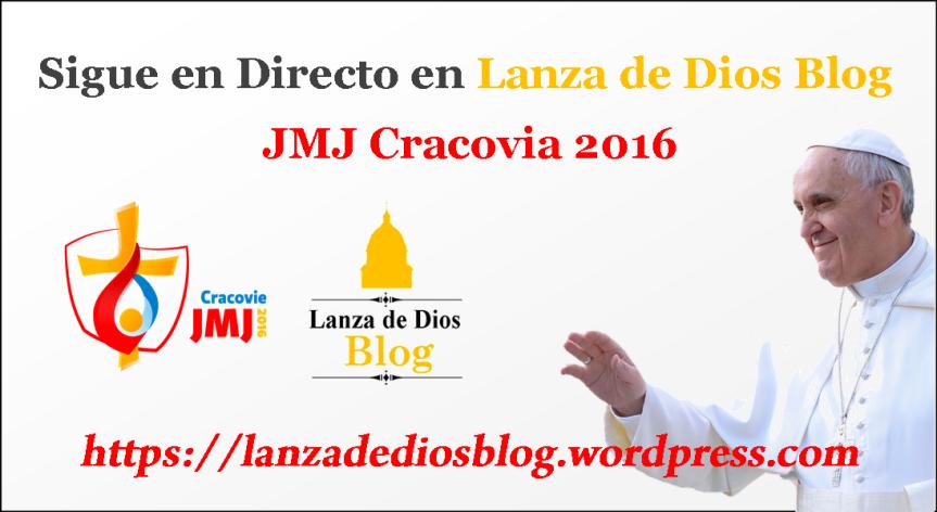 LIVE JMJ16: Encuentro con los voluntarios y el ComitéOrganizador