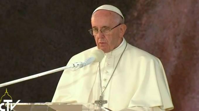 Discurso del Papa Francisco en el Vía Crucis de la JMJ Cracovia2016