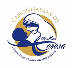 Presentado el logo con motivo de la Canonización de la Madre Teresa deCalcuta