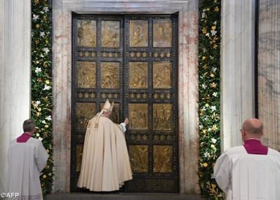 Santa Misa y Homilia para la clausura del Año Santo de laMisericordia