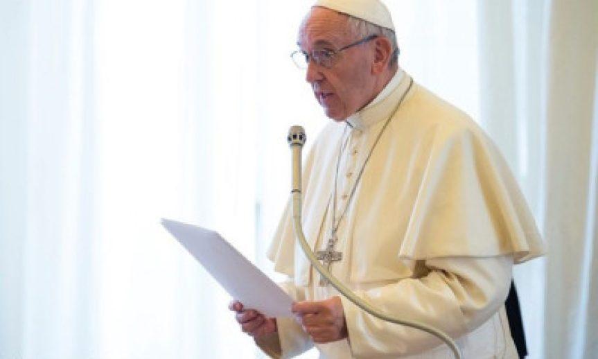 Mensaje del Papa Francisco a los participantes en la Reunión de Alto Nivel de la Asamblea Parlamentaria del Consejo deEuropa