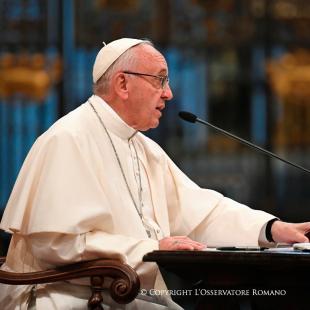 Carta del Papa Francisco a los obispos en la fiesta de los SantosInocentes