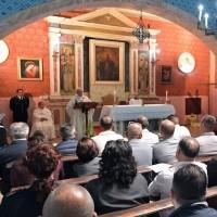 """Santa Misa """"in Coena Domini"""" en la Cárcel de Paliano"""