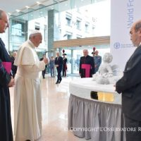 Discurso del papa Francisco en la sede de la FAO (Organización de las Naciones Unidas para la Alimentación y la Agricultura) en Roma (Texto completo)
