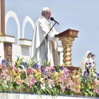 Homilía del Papa en la 'Misa por la integración de los pueblos'