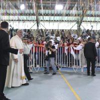 """Discurso del Papa a las mujeres en prisión: """"Mirar adelante, generar procesos de reinserción"""""""