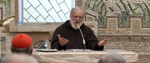 Cuaresma 2018: Tercera predicación de Cuaresma del P. RanieroCantalamessa