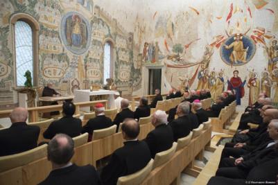 Cuaresma 2018: Quinta predicación de Cuaresma del P. RanieroCantalamessa