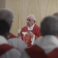 Homilía del Papa Francisco en Santa Marta 12-11-2018: Perfil del obispo