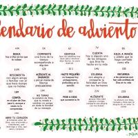 Calendario de Adviento 2018
