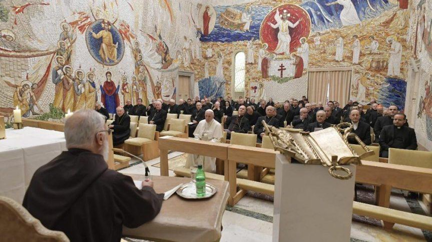Primera predicación de Adviento 2018 del P. RanieroCantalamessa