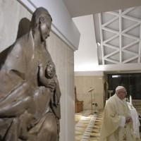 Homilía del Papa Francisco en Santa Marta: Tiempo de purificar la memoria, la esperanza y la vigilancia