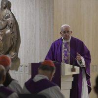 Homilía del Papa Francisco en Santa Marta: Mantener y defender la fe