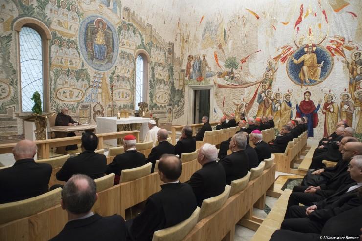 Segunda predicación de Adviento del P. RanieroCantalamessa