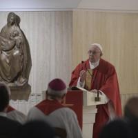 Homilía del Papa Francisco en Santa Marta 21.01.2019: El verdadero estilo cristiano