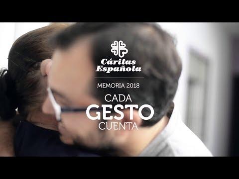 Cáritas invirtió 353 millones € en 2018 para acompañar a 2,7 millones depersonas