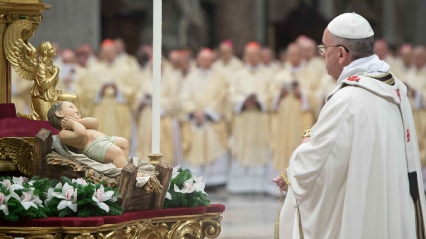 "Texto completo de la Carta Apostólica ""Admirabile signum"" del Papa Francisco sobre el significado delpesebre"