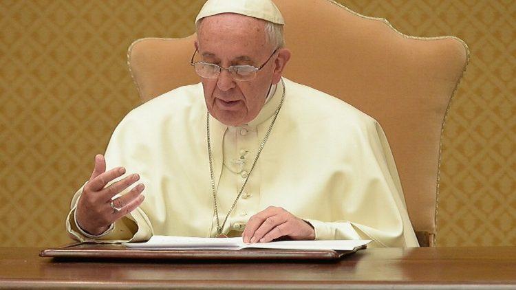 Mensaje del Papa Francisco a las Obras MisionalesPontificias