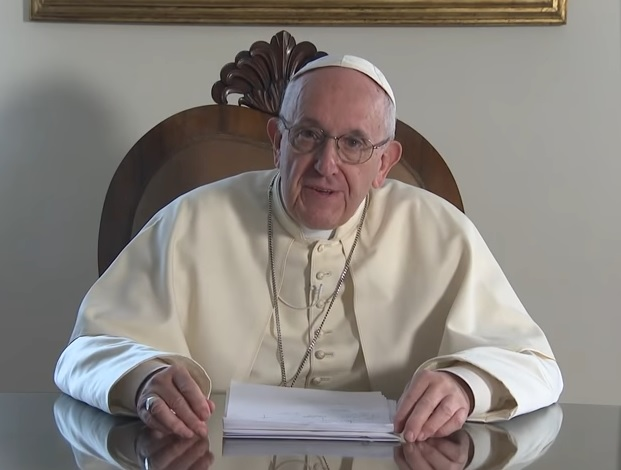 Videomensaje del Papa Francisco con motivo de la Semana de Laudatosi'