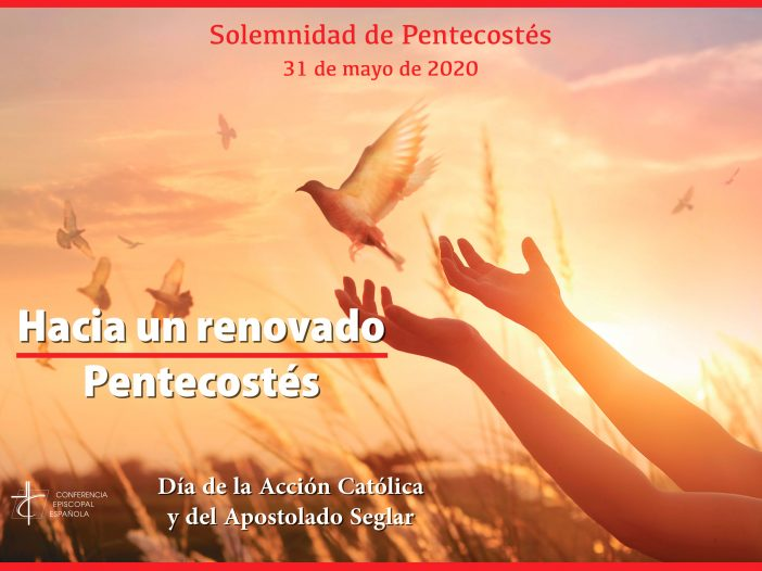 Mensaje con motivo del Día de la Acción Católica y del Apostolado Seglar2020