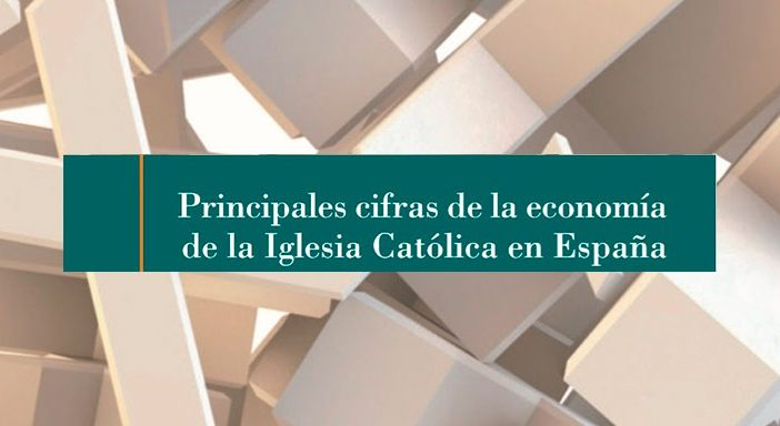 Presentación de la parte económica de la Memoria de actividades de la Iglesia de2018