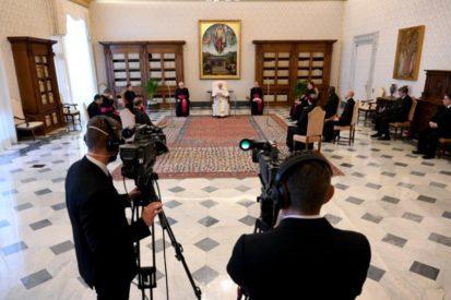 Audiencia general20.05.2020. Tercera catequesis del Papa Francisco sobre la oración: El misterio de lacreación
