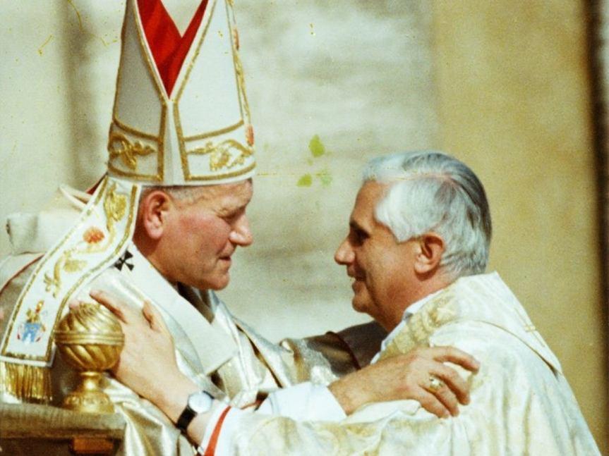 Carta de Benedicto XVI para el centenario del nacimiento del Santo Papa Juan PabloII