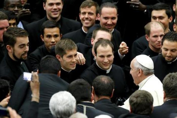 Carta del Papa Francisco a los sacerdotes de la diócesis deRoma