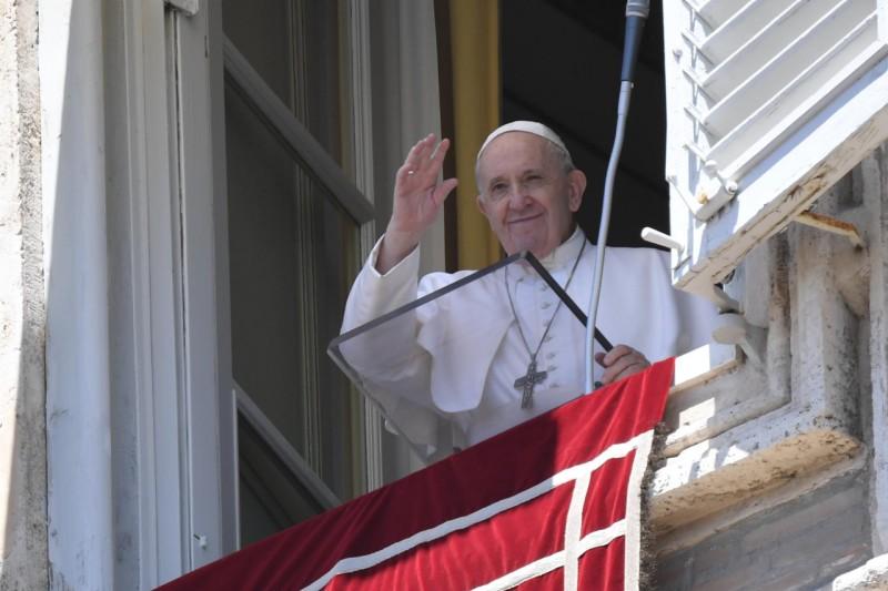 Palabras del Papa Francisco al rezo del Ángelus Domini,05.07.2020