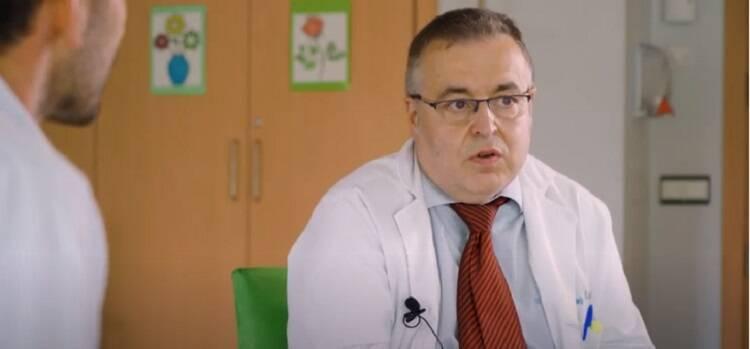 Un médico de paliativos: «El moribundo es el que más aprovecha la vida, son auténticosvividores»