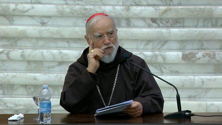 Primera predicación de Cuaresma del cardenal RanieroCantalamessa
