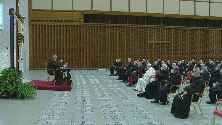 Tercera predicación de Cuaresma del cardenal RanieroCantalamessa