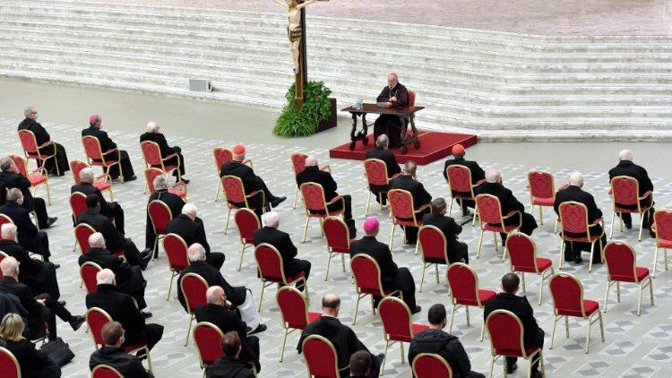 Segunda predicación de Cuaresma del cardenal RanieroCantalamessa