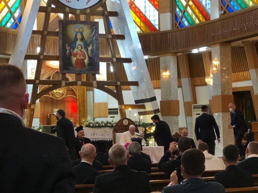 Encuentro del Papa Francisco con los obispos, sacerdotes, religiosos y religiosas, seminaristas ycatequistas
