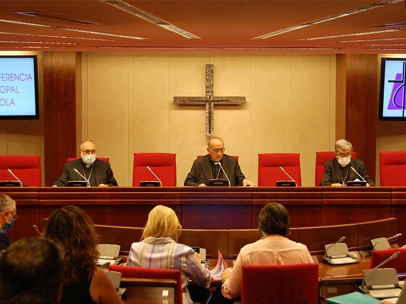 El Presidente de la Conferencia Episcopal Española presenta las orientacionespastorales
